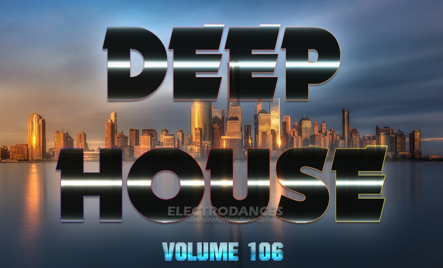 DEEP HOUSE COLLECTION VOL.106