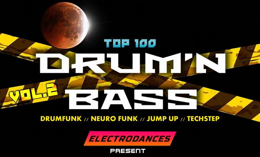 TOP 100 DNB TRACKS VOL.2