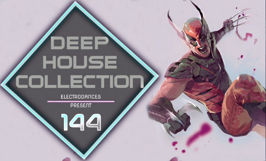 DEEP HOUSE COLLECTION VOL.144