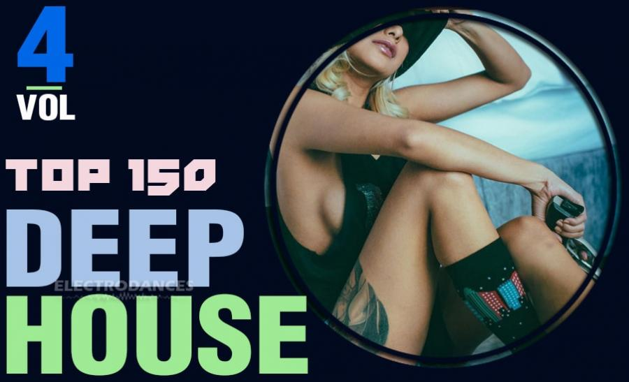 VA - DEEP HOUSE TOP 150 VOL.4