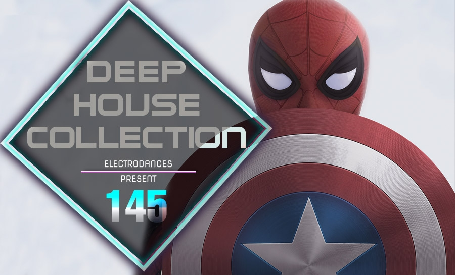 DEEP HOUSE COLLECTION VOL.145