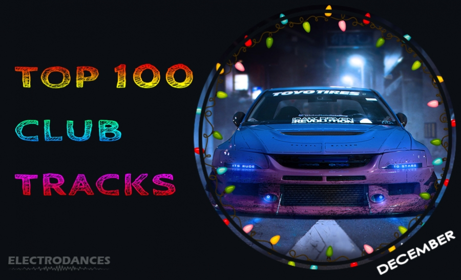 TOP 100 Club Tracks (December)