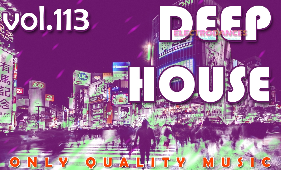 DEEP HOUSE COLLECTION VOL.113