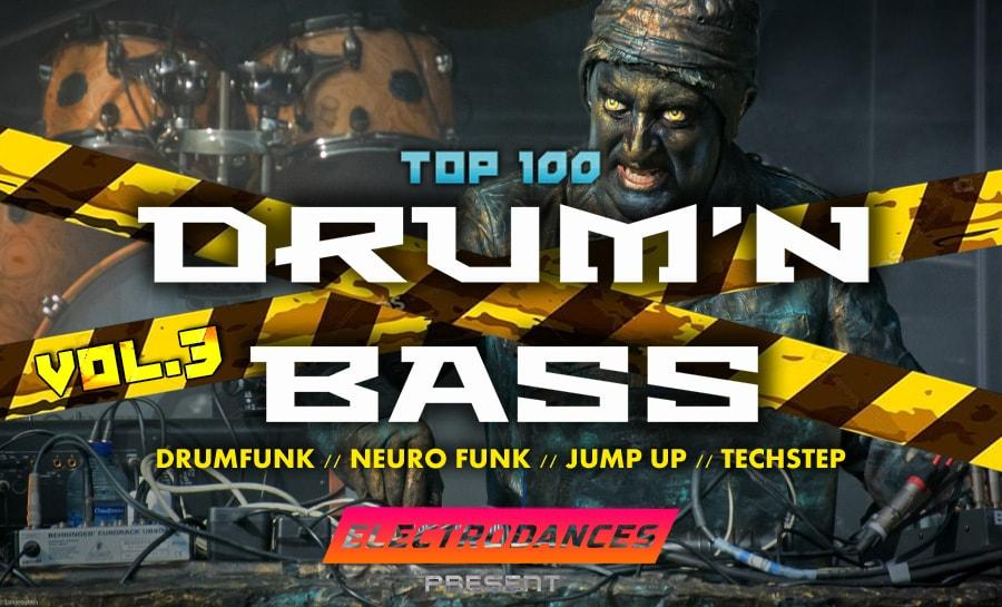 TOP 100 DNB TRACKS VOL.3