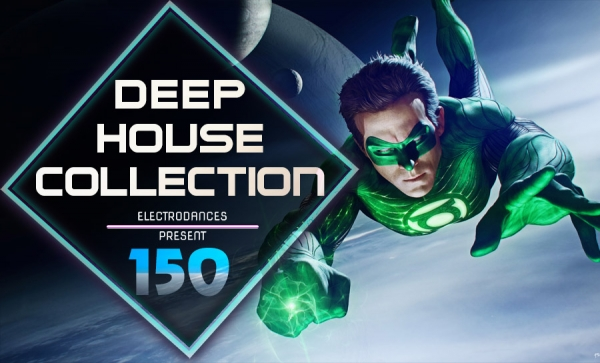 DEEP HOUSE COLLECTION VOL.150