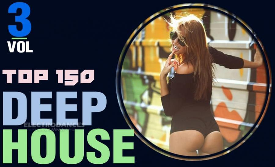 VA - DEEP HOUSE TOP 150 VOL.3